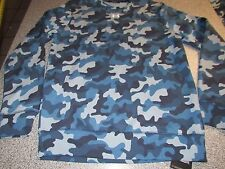 NWT MENS UNDER ARMOUR LOOSE FIT COLDGEAR CAMO SWEATER SIZE SMALL