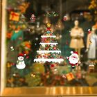 Christmas Xmas Removable Stickers Art Decal Wall Home Shop Decoration 30*90cm