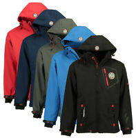 Giacca Giubbotto Jacket Softshell Tacebook Men GEOGRAPHICAL NORWAY Uomo Men SQ22