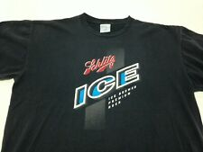 Vtg Schlitz Ice Beer T Shirt Retro