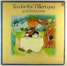 """12"""" LP-Cat Stevens-TEA FOR THE TILLERMAN - #a3173 - Slavati & cleaned"""