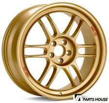 Enkei RPF1 18x8 5x100  +45mm Offset  in Gold | 379-880-8045GG WRX & 2004 STI