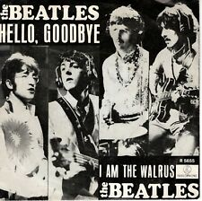 7inch THE BEATLES hello, goodbye HOLLAND EX+   (S1624)