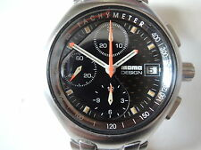 Authentic Momo Design Race master md-005 Automatic Watch  7750  chronograph