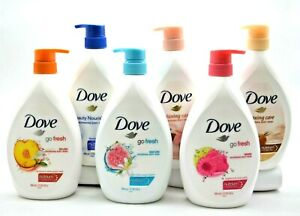 Dove Body Wash With Pump 2 PC 27.05oz ( Create Your Own Combo )