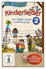 Die 30 Besten Kinderlieder 2 (DVD) (2017)