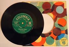 """CLIFF RICHARD & THE SHADOWS """"THEME FOR A DREAM"""" 1961 UK SINGLE ON COLUMBIA"""