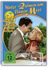 DVD *  UNTER PALMEN AM BLAUEN MEER - Harald Juhnke  # NEU OVP -