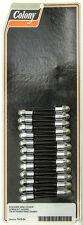 Harley Panhead Rocker Arm Cvr Screw Kit Colony 7412-24
