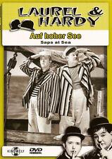 DVD LAUREL & HARDY - AUF HOHER SEE # Dick & Doof ++NEU