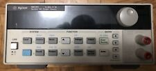 Hp Agilent 6613c System Dc Power Supply As Is Doesnt Turn On