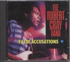 Robert Cray Band - False Accusations (CD Album)  *No Barcode