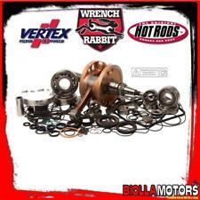 WR101-150 KIT ALBERO MOTORE + PISTONE + ACCESSORI WRENCH RABBIT HONDA CRF 450R 2