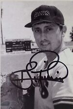 Gil Heredia Autographed 1991-92 San Francisco Giants Signed Postcard 16I