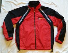Dayco Racing Zippered Wind Breaker Jacket Coat by North End EZEM Mens Sz Med