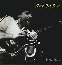 Black Cat Bone - Delta Blues / Top LP & OIS