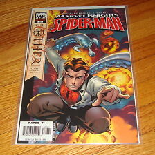 Marvel Knights Spider-Man #22 Mike Wieringo Variant Edition 1st Print Nm