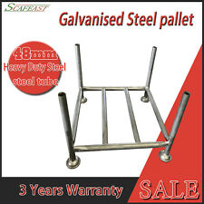 New Steel Pallet Warehouse Organize Galvanised Stillage Heavy Duty HDG