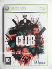 jeu THE CLUB sur xbox 360 en francais game spiel juego gioco combat complet TBE