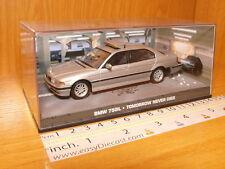 BMW 750iL 1:43 TOMORROW NEVER DIES JAMES BOND 007 CAR