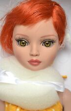 "Wilde Imagination Essential Ellowyne Seven REDHEAD 16""  Dressed Doll NEW"