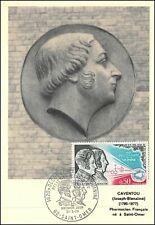 Carte Maximum 1970 - Pelletier et Caventou
