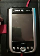 Dell Axim x51  UNIT ONLY, No CHARGER Untested W/ stylus and case Clean Condition