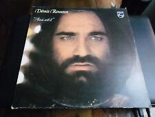 33 TOURS / LP--DEMIS ROUSSOS--AINSI SOIT IL--1977