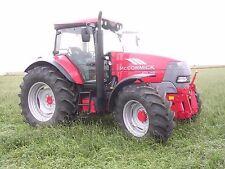 McCormick Tractor Workshop Manuals XTX Series