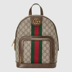 Gucci Authentic Ophidia GG Small Backpack
