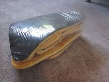 1968-1972 Skylark GS yellow hood insulation