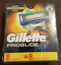Gillette Fusion Proglide 8 Count Razor Blades