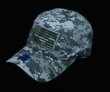 USA American Flag Baseball Cap Military Camo Tactical Operator Army Hunting Hat