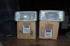 JEU DE 2 phares longues portées blanc  peugeot 9682.a2  106  306  405