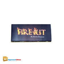 Fire Kit Close-Up Coin Magic Tricks