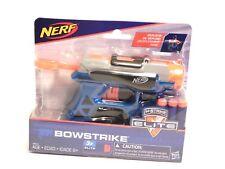 NEW SEALED Nerf Gun Bowstrike 3x Elite - Deployable Mini Crossbow