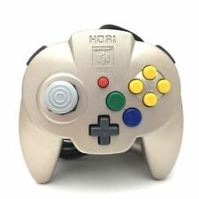 Used Hori Pad Mini 64 Gold Nintendo 64 N64 Controller Japan horipad
