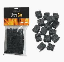 Stovax UltraGlo Ceramic Fibre Fuels - Small Ripped Coals (Pack of 15)
