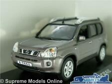 NISSAN X-TRAIL MODEL CAR 1:43 SCALE GREY NOREV DEALER SPECIAL ISSUE X TRAIL K8