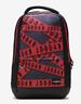 NWT NIKE JORDAN Men's Jumpman Black Caution Laptop Large Backpack Bag