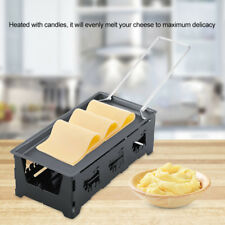 Cheese Raclette Cheese Melter Iron Metal Non-stick Cheese Roasters Grilling Tool