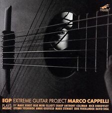 Marco Cappelli: EGP- Extreme Guitar Project, New Music