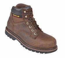 Safety/Work Dark Brown Industrial Work Boots & Shoes