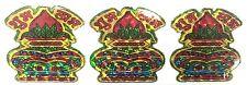 3x tradicional shubh Labh Kalash Lámina Adhesivo Pegatina – Pegatina religiosa hindú