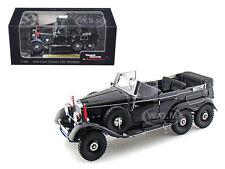 1938 MERCEDES G4 BLACK 1/43 DIECAST CAR MODEL BY SIGNATURE MODELS 43706