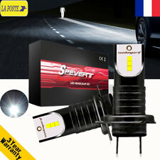 110W 26000LM H7 PHILIPS LED Voiture Lampe Kit Phare Conduire Feux Blanc Ampoules