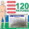 120X Hisamitsu SALONPAS Muscle Arthritis Aches Pain Relief Analgesia Ease Pain