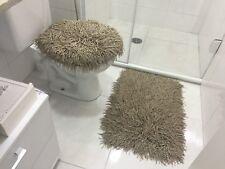 Ru 00004000 G Medusa Bathroom Set Medium Brown