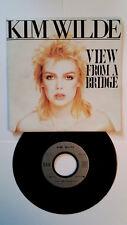 45 T vinyl. KIM WILDE  ( View from a bridge ) 1982 . OCCASION.