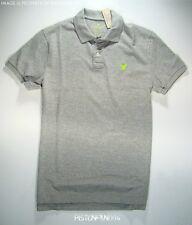 American Eagle Mens AE Gray Pique Polo Shirt XXXL NWT